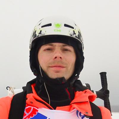 Иван Жилеткин, сноукайтинг - Gcamp