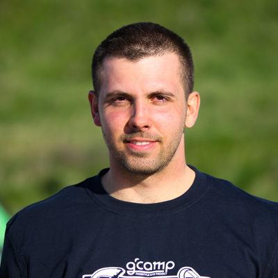 Кирилл Ветчинкин на Gcamp в мае 2016