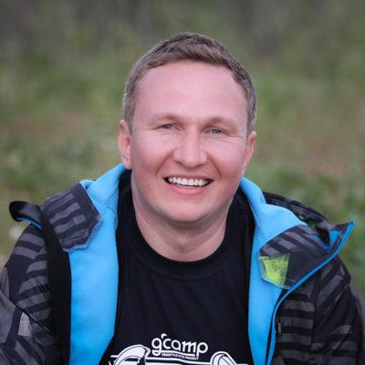 Роман Джуренко на Gcamp в мае 2016