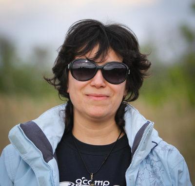 Алена Бессмертных на Gcamp в мае 2016