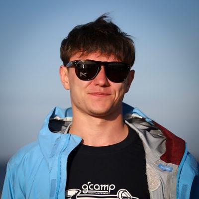 Денис Топорков на Gcamp в мае 2016