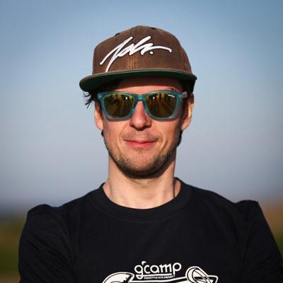Ярослав Казбанов на Gcamp в мае 2016
